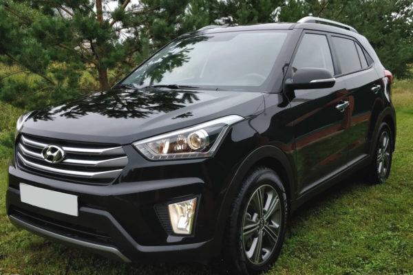 Hyundai Creta в прокат