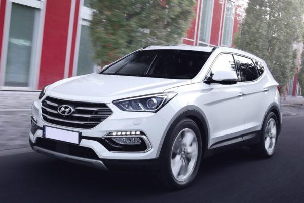Прокат Hyundai Santa Fe в Мурманске