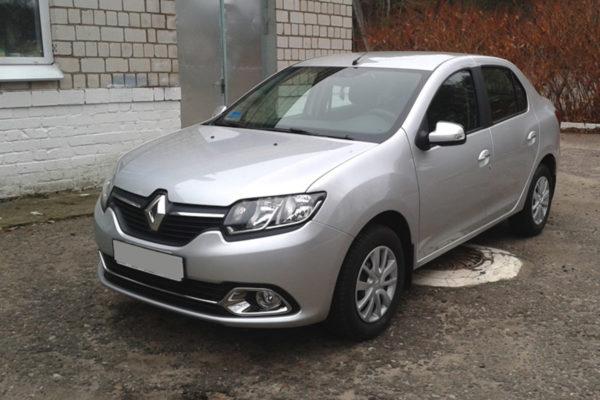 Прокат Renault Logan в Мурманске